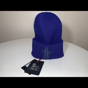Authentic Moncler ski stocking cap hat beanie